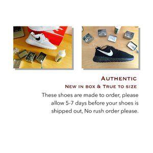 NIKE Shoes - Custom Bling Nike Air Running Sneaker Shoes G12